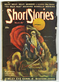 Pulps:Anthology, Short Stories Pulp Group (Short Stories Inc., 1945-49) Condition:Average VG+. Includes March 25, 1945; May 10, 1945; May 25...(Total: 6 Items)