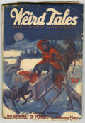 Pulps:Horror, Weird Tales (Pulp) July, 1925 (Popular Fiction, 1925) Condition:GD. This issue contains the first published story by Robert...