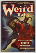 Pulps:Horror, Weird Tales (Pulp) Group (Popular Fiction, 1942-51) Condition:Average VG 4.0. Contains issues from July, 1942; November, 19...(Total: 12 Items)