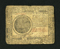 Colonial Notes:Continental Congress Issues, Continental Currency May 9, 1776 $7 Fine. A very well signed andboldly printed example of this early Continental issue that...