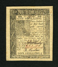 Colonial Notes:Delaware, Delaware January 1, 1776 1s Superb Gem New. An utterly superb gemexample of this Delaware issue that has four titanic margi...