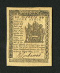 Colonial Notes:Delaware, Delaware May 1, 1777 4d Gem New. A truly desirable example is this scarcer 1777 issue in this state of preservation. There ...