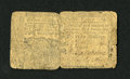 Colonial Notes:New Jersey, New Jersey April 12, 1760 15s Very Good. A very well circulatednote held together on the back by contemporary newsprint bac...