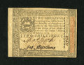 Colonial Notes:Pennsylvania, Pennsylvania October 1, 1773 2s Gem New. Notes of this calibersimply do not appear but on rare occasions as it is totally o...