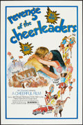 """Movie Posters:Sexploitation, Revenge of the Cheerleaders & Others Lot (Monarch, 1976). OneSheets (2) (27"""" X 41""""). Sexploitation.. ... (Total: 2 Items)"""