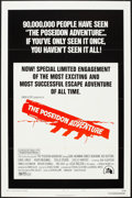 "Movie Posters:Action, The Poseidon Adventure (20th Century Fox, 1972). One Sheet (27"" X41""). Style B. Action.. ..."