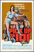 "Movie Posters:Bad Girl, Pick Up on 101 (American International, 1972). One Sheet (27"" X41""). Bad Girl.. ..."