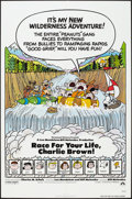 """Movie Posters:Animation, Race for Your Life, Charlie Brown (Paramount, 1977). One Sheet (27"""" X 41""""). Animation.. ..."""