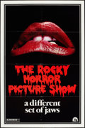 "Movie Posters:Rock and Roll, The Rocky Horror Picture Show (20th Century Fox, 1975). One Sheet(27"" X 41""). Style A. Rock and Roll.. ..."