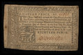 Colonial Notes:Pennsylvania, Pennsylvania April 10, 1777 1s 6d Very Fine.. ...