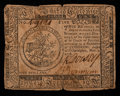 Colonial Notes:Continental Congress Issues, Continental Currency November 2, 1776 $5 Very Fine.. ...