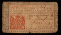 Colonial Notes:New Jersey, New Jersey March 25, 1776 18d Very Good-Fine.. ...