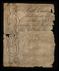 Colonial Notes:South Carolina, South Carolina June 1, 1775 £10 Fine.. ...