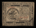Colonial Notes:Continental Congress Issues, Continental Currency November 29, 1775 $5 Extremely Fine.. ...