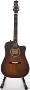 Musical Instruments:Acoustic Guitars, Circa 1980's Alvarez 5082N Tobaccoburst Acoustic Electric Guitar,#616349....