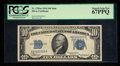 Small Size:Silver Certificates, Fr. 1701 $10 1934 Mule Silver Certificate. PCGS Superb Gem New 67PPQ.. ...