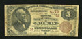 National Bank Notes:Missouri, Saint Louis, MO - $5 1882 Brown Back Fr. 474 The NB of Commerce Ch.# (M)4178. This bank has supplied many type collecto...