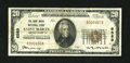 National Bank Notes:Pennsylvania, Saints Marys, PA - $20 1929 Ty. 1 The Saint Marys NB Ch. # 6589. We can't find a record of a Series 1929 Type 1 $20 on t...