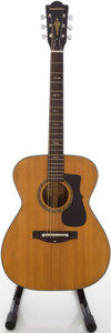 Musical Instruments:Acoustic Guitars, Circa late 1970's Guild Madeira A-5 Natural Acoustic Guitar,#S558....