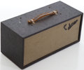 Musical Instruments:Amplifiers, PA, & Effects, Circa 1967 Gibson Black Reverb III Reverb Unit, 787328....