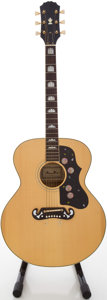 Musical Instruments:Acoustic Guitars, Circa 1970's Kopy Kat Jumbo Natural Acoustic Guitar, #760805....
