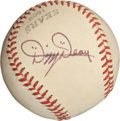 Autographs:Baseballs, 1960's Dizzy Dean Single Signed Baseball....