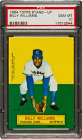 Baseball Cards:Singles (1960-1969), 1964 Topps Stand-Up Billy Williams PSA Gem Mint 10 - Pop One ofOne! ...