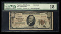 National Bank Notes:Oklahoma, Apache, OK - $10 1929 Ty. 2 The American NB Ch. # 12120. ...