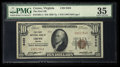 National Bank Notes:Virginia, Crewe, VA - $10 1929 Ty. 1 The First NB Ch. # 9455. ...