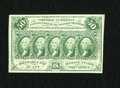 Fractional Currency:First Issue, Fr. 1312 50c First Issue Choice About New....