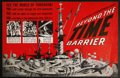 Movie Posters:Science Fiction, Beyond the Time Barrier (American International, 1959). Pressbook (Multiple Pages). Science Fiction. ...