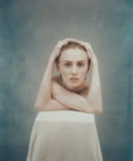 Photographs:Contemporary, JOYCE TENNESON (American, b. 1945). Suzanne in Contortion, 1990. Polaroid, 1990. 23-3/4 x 20-1/2 inches (60.3 x 52.1 cm)...