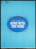 "Movie Posters:Academy Award Winner, Gone with the Wind (MGM, R-1967). Program (9.5"" X 12.5"", 33 Pages).Academy Award Winner. ..."