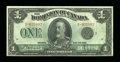 Canadian Currency: , DC-25f $1 1923.. ...