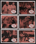 """Movie Posters:Horror, Jesse James Meets Frankenstein's Daughter (Embassy, 1966). Lobby Cards (6) (11"""" X 14""""). Horror.... (Total: 6 Items)"""