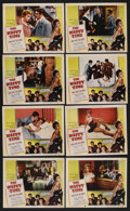 """Movie Posters:Comedy, The Happy Time (Columbia, 1952). Lobby Card Set of 8 (11"""" X 14""""). Comedy. ... (Total: 8 Items)"""