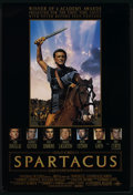 """Movie Posters:Adventure, Spartacus (Universal, R-1991). One Sheet (27"""" X 40"""") SS. Adventure...."""