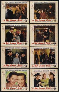 "The Well Groomed Bride (Paramount, 1946). Lobby Card Set of 8 (11"" X 14""). Comedy. ... (Total: 8 Items)"