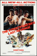 "Movie Posters:Action, Streetfighter's Last Revenge (New Line, 1974). One Sheet (27"" X 41""). Action.. ..."