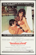 "Movie Posters:Comedy, Bedazzled (20th Century Fox, 1967). One Sheet (27"" X 41""). Comedy.. ..."