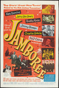 "Movie Posters:Rock and Roll, Jamboree (Warner Brothers, 1957). One Sheet (27"" X 41""). Rock andRoll.. ..."