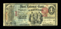 National Bank Notes:Pennsylvania, Corry, PA - $1 1875 Fr. 383 The First NB Ch. # 605. ...