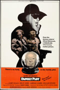 """Movie Posters:Hitchcock, Family Plot (Universal, 1976). One Sheet (27"""" X 41""""). Alternate Style. Hitchcock.. ..."""