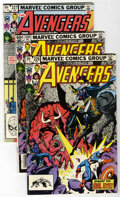 Modern Age (1980-Present):Superhero, The Avengers Group (Marvel, 1975-96) Condition: Average VF....