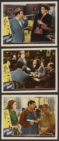 "Movie Posters:Comedy, Little Giant (Universal, 1946). Lobby Cards (3) (11"" X 14""). Comedy. ... (Total: 3 Items)"