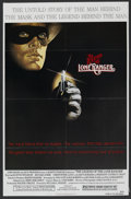 "Movie Posters:Western, The Legend of the Lone Ranger (Universal, 1981). One Sheet (27"" X 41""). Western...."