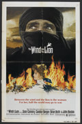 """Movie Posters:Adventure, The Wind and the Lion (MGM/UA, 1975). One Sheet (27"""" X 41"""").Adventure. ..."""