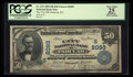 National Bank Notes:Kentucky, Paducah, KY - $50 1902 Date Back Fr. 672 The City NB Ch. # (S)2093....