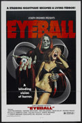 "Movie Posters:Horror, Eyeball (Joseph Brenner Associates, 1978). One Sheet (27"" X 41""). Horror. Starring John Richardson, Martine Brochard, Ines P..."
