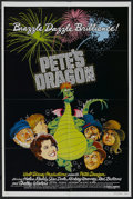 "Movie Posters:Animated, Pete's Dragon (Buena Vista, 1977). One Sheet (27"" X 41""). FamilyAdventure. Starring Helen Reddy, Jim Dale, Mickey Rooney, R..."